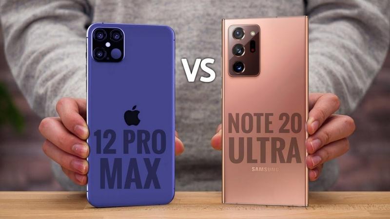 5 tính năng ấn tượng của Galaxy Note 20 Ultra không có trên iPhone 12 Pro Max