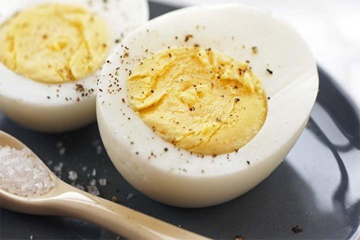 Những quan niệm sai lầm khi ăn trứng