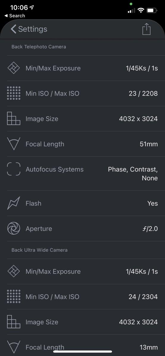 Nhờ dải ISO rộng hơn, khẩu độ ống kính lớn hơn, iPhone 12 Pro sẽ cải thiện mạnh mẽ khả năng chụp đêm