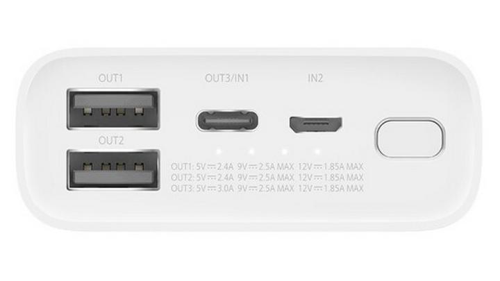 Xiaomi ra mắt Mi Power Bank 3 phiên bản bỏ túi, dung lượng 10.000mAh, sạc nhanh 22,5W