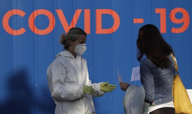 Số ca nhiễm COVID-19 mới tại châu Âu tăng 100% trong 10 ngày qua