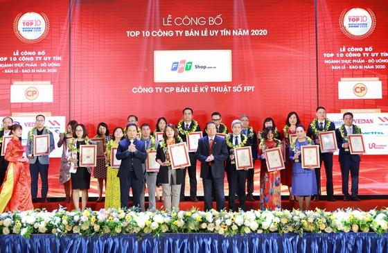 FPT Retail vào Top 10 Công ty Bán lẻ uy tín nhất Việt Nam