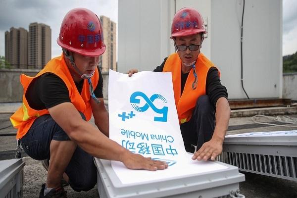 Trung Quốc hoàn thành 500.000 trạm phát 5G cuối cùng