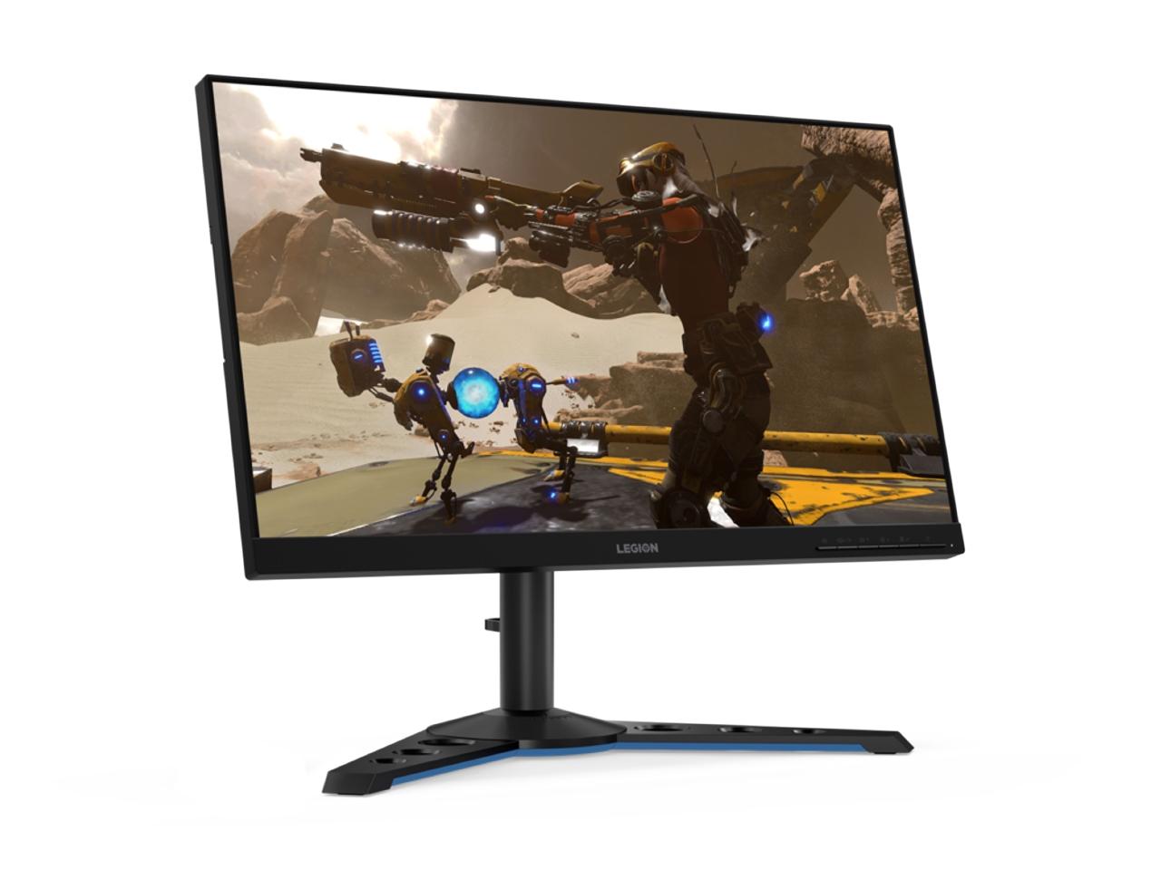 Lenovo ra mắt loạt màn hình Legion cao cấp cho chơi game và giải trí, giá từ 7 triệu đồng