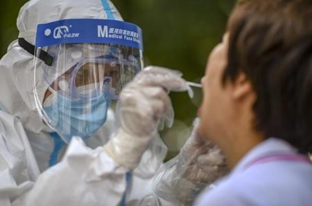 Xét nghiệm nCoV hơn 4 triệu người Tân Cương