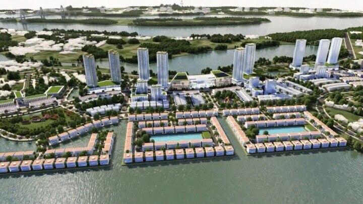Sumitomo lựa chọn 5 đối tác Nhật xây dựng thành phố thông minh 4,29 tỷ USD tại Hà Nội