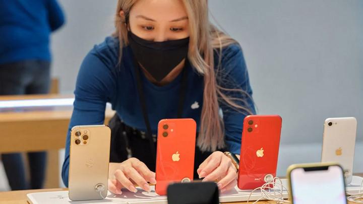 Dung lượng iPhone 12 series thực tế thấp hơn đáng kể so với quảng cáo