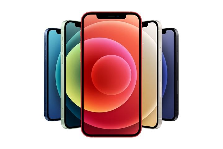 iPhone 12 đã hỗ trợ chia sẻ hotspot với tốc độ nhanh hơn nhờ băng tần 5GHz