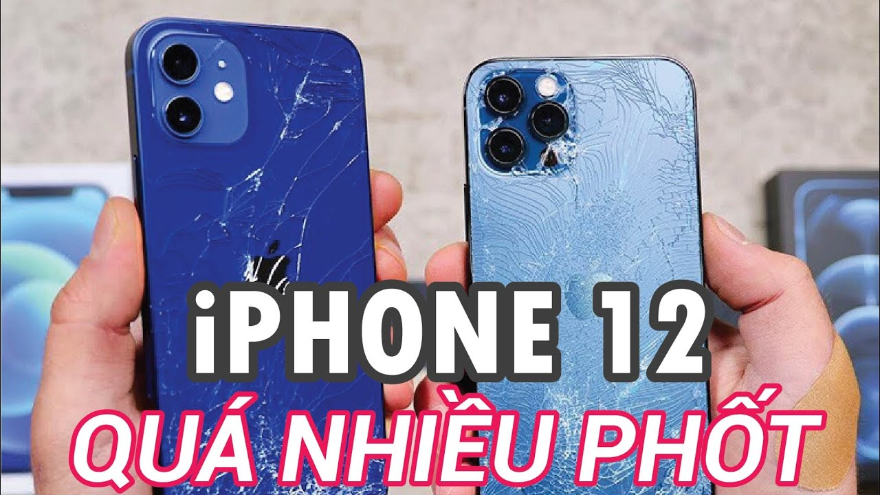 """BÓC """"PHỐT"""" iPhone 12 - QUÁ NHIỀU THỨ bị người dùng phản ánh!"""