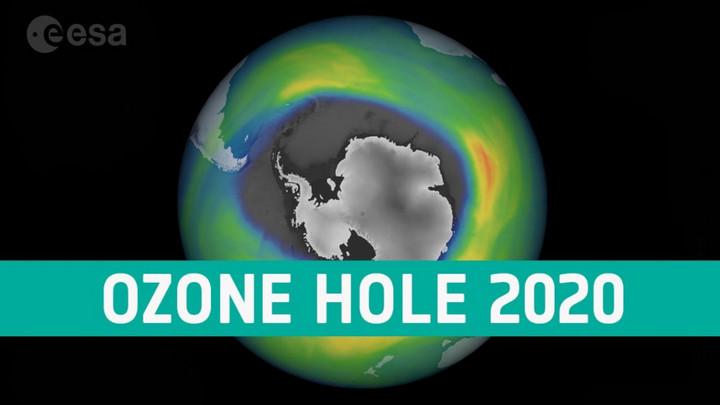 Nghiên cứu: Lỗ thủng tầng ôzôn trên khu vực Nam Cực đã mở rộng hơn trong năm 2020