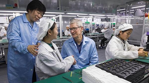 Lợi nhuận ít, mối quan hệ Foxconn-Apple ngày càng căng thẳng