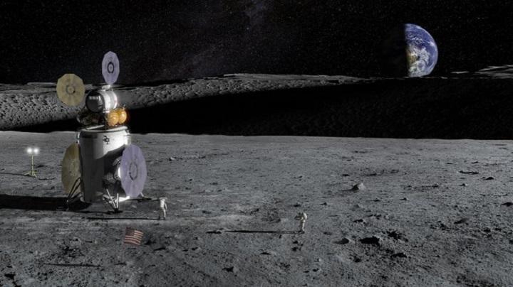 Trữ lượng nước có trên mặt trăng có thể nhiều hơn NASA đã dự đoán