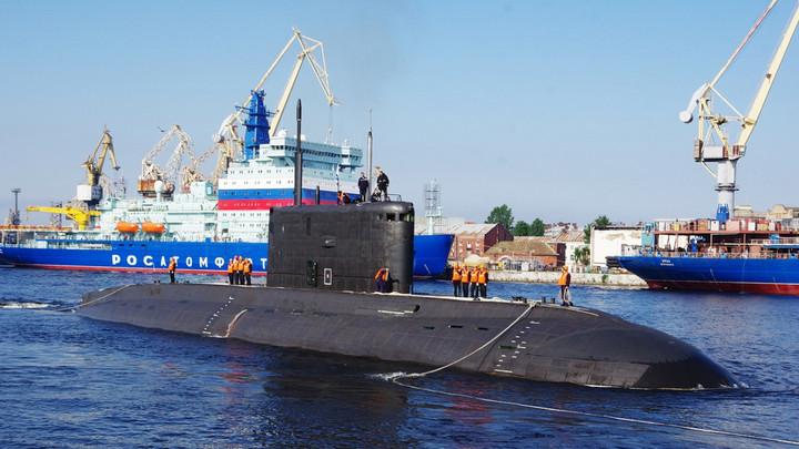 """Loạt tàu ngầm """"Hố đen"""" lớp Kilo-II của Nga được trang bị dàn vũ khí siêu khủng"""