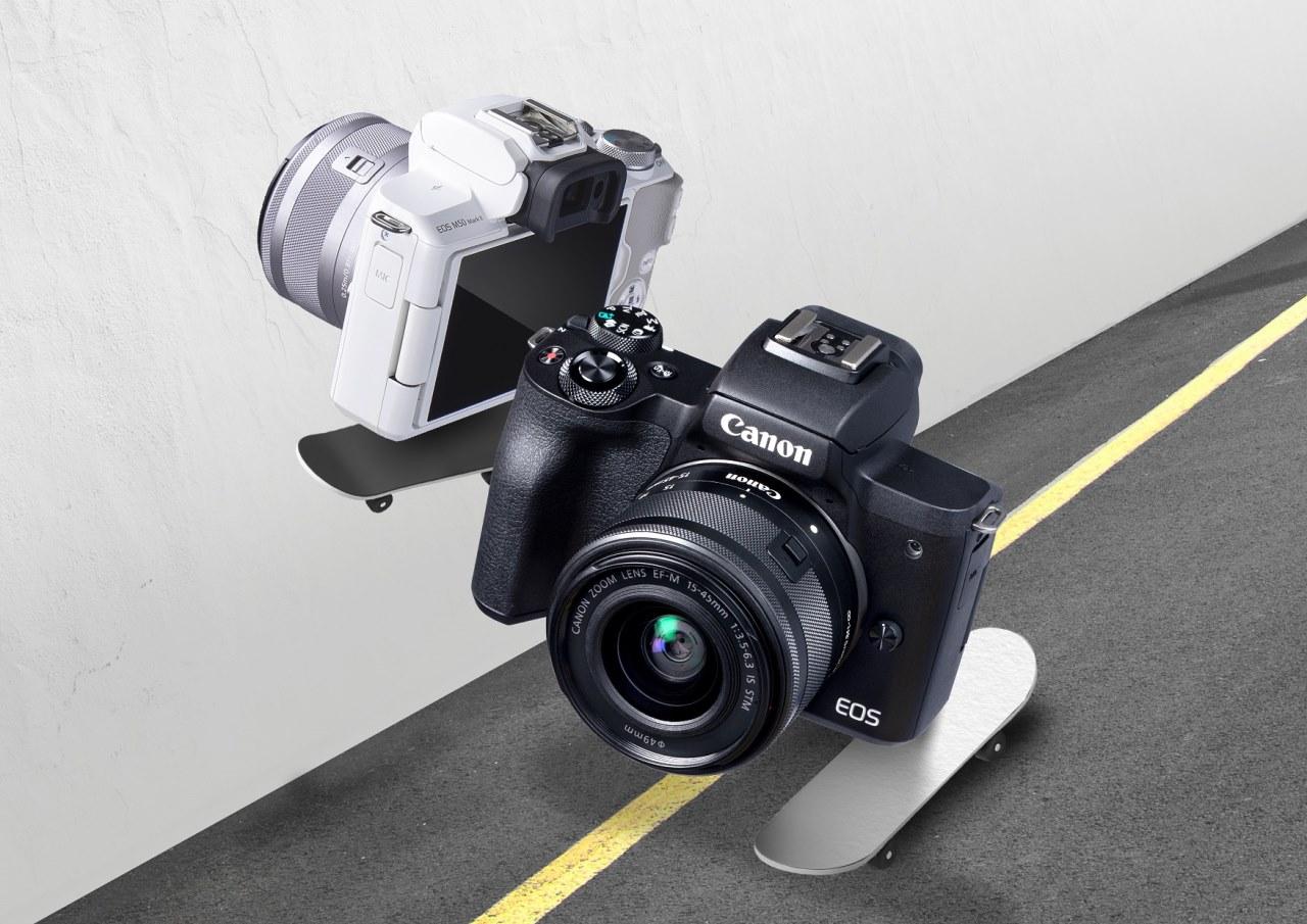 Canon ra mắt EOS M50 Mark II tại Việt Nam: giá 16 triệu đồng, bán ra từ tháng 1/2021