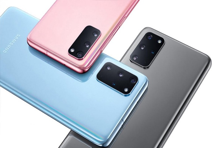 Galaxy S20 là smartphone 5G bán chạy nhất thế giới nửa đầu năm 2020