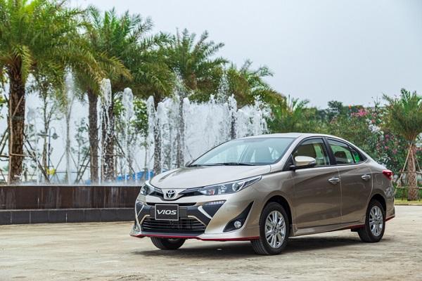 Tại sao người Việt Nam rất chuộng xe Toyota Vios?