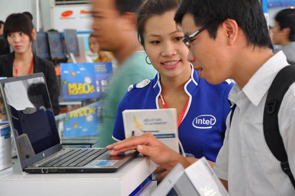 """Intel Việt Nam khởi động chương trình """"Điều kỳ diệu từ Ultrabook"""""""