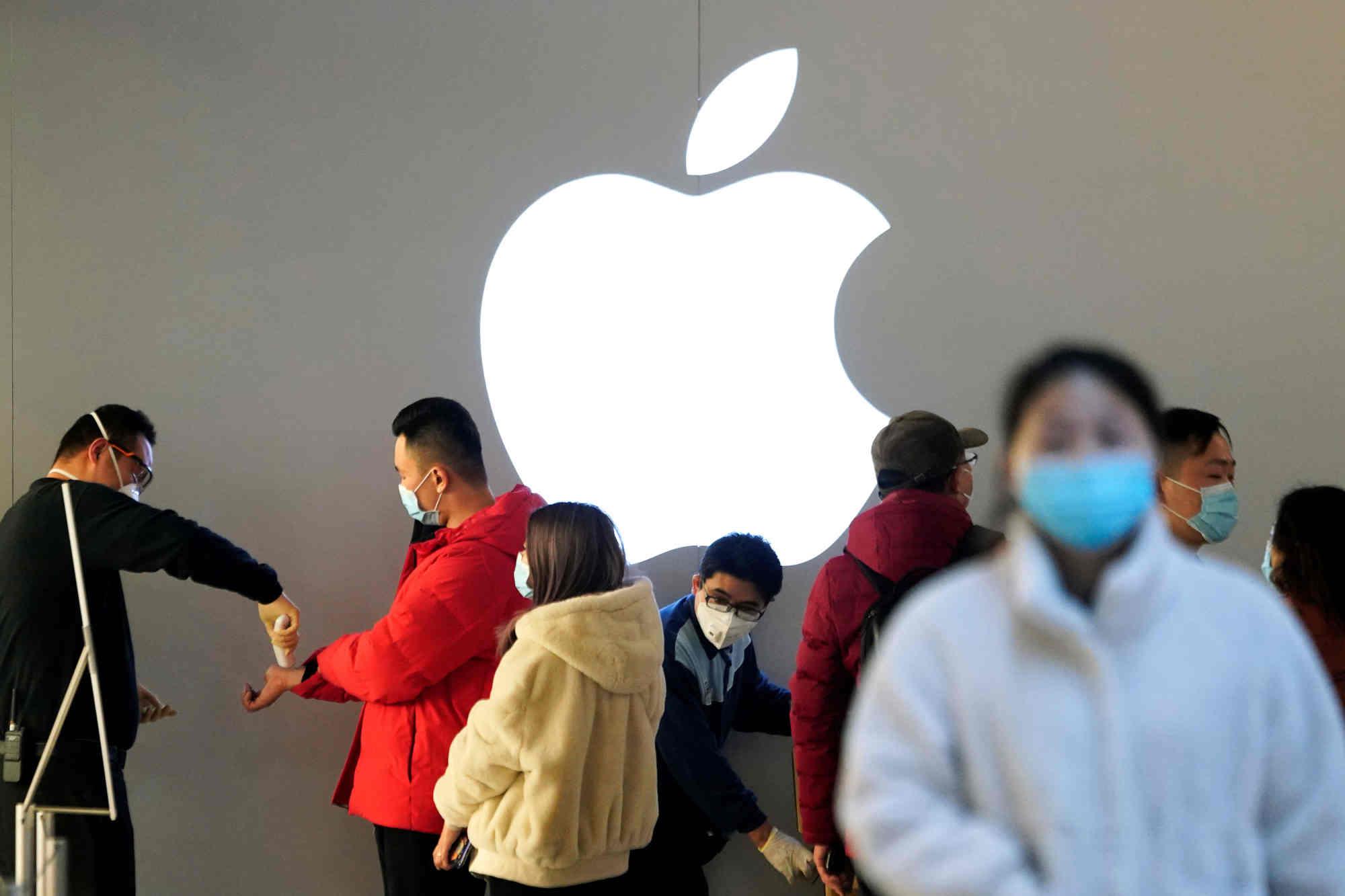 iPhone đã đánh mất biểu tượng của đẳng cấp xã hội ở Trung Quốc như thế nào?