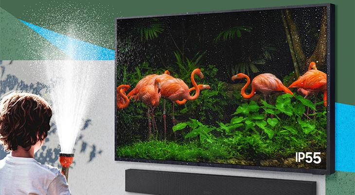 Tiêu chuẩn chống nước IPxx trên tivi là gì?