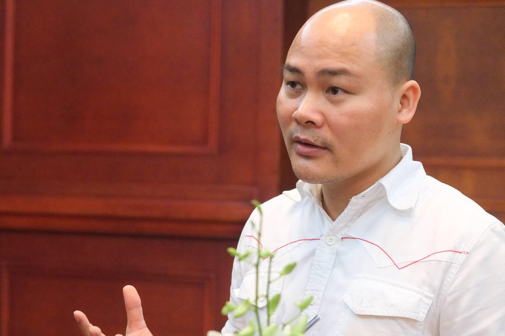 CEO Nguyễn Tử Quảng: 'Ông Trump thắng có lợi cho nền công nghệ Việt Nam'