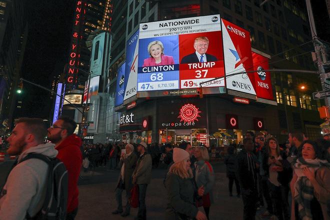 Báo Mỹ dự đoán kết quả bầu cử như thế nào?