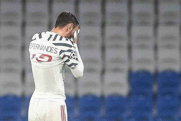 """MU """"tấu hài"""", thua sốc đội bóng """"vô danh tiểu tốt"""" Istanbul Basaksehir ở C1"""