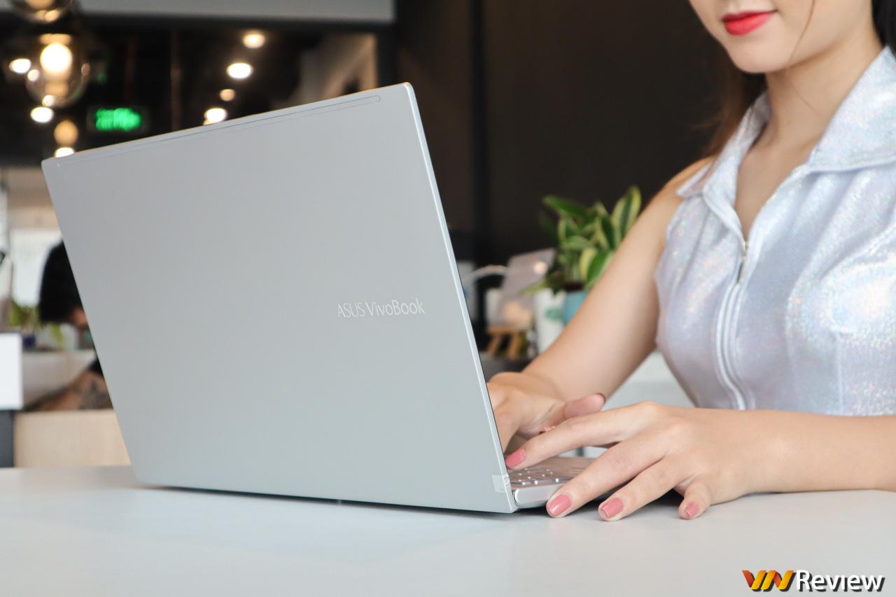 Trên tay Asus Vivobook 14/15 2020: nâng cấp mạnh về hiệu năng, thiết kế