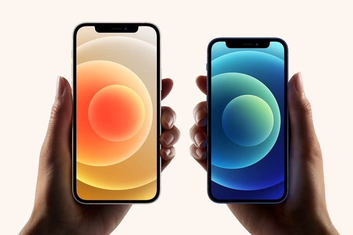 Trải nghiệm nhanh iPhone 12 mini và iPhone 12 Pro Max