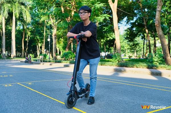 Đánh giá scooter điện Turboant X7 Pro: Lựa chọn tin cậy nhờ nâng cấp mạnh về pin