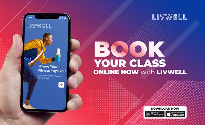 Ra mắt ứng dụng LivWell giúp người Việt vừa luyện tập vừa kiếm thêm thu nhập