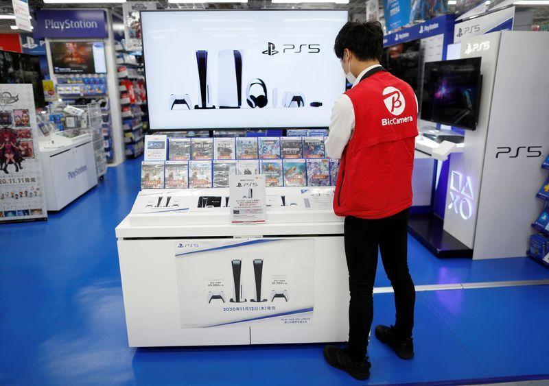 """PlayStation 5 """"cháy hàng"""" toàn cầu ngay ngày mở bán"""