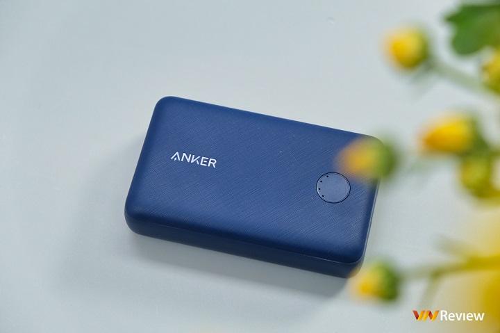 Trên tay nhanh pin dự phòng Anker PowerCore Select 10.000 mAh: Lựa chọn giá rẻ cho nhu cầu cơ bản
