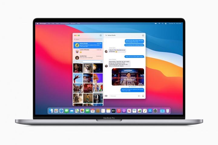 Apple chính thức phát hành macOS Big Sur