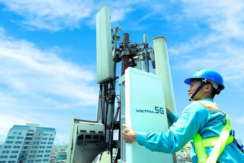 Bao giờ thì người Việt Nam được dùng mạng 5G thương mại?