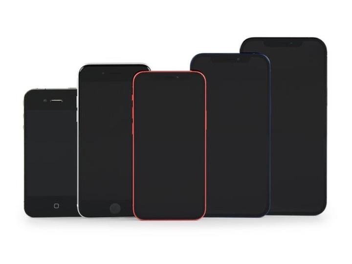 """iPhone 12 lỗi tin nhắn, cảm ứng màn hình khóa iPhone 12 mini """"slow motion"""""""
