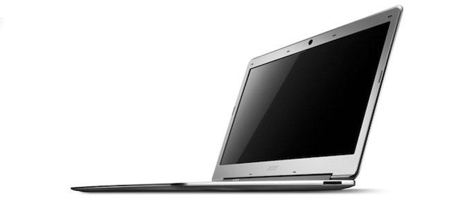 Giá ulrabook HP, Acer giảm còn từ 14 triệu đồng