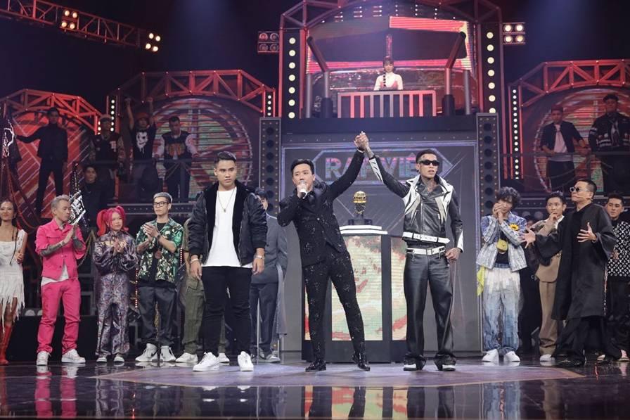 Những lỗi đáng trách của chung kết Rap Việt