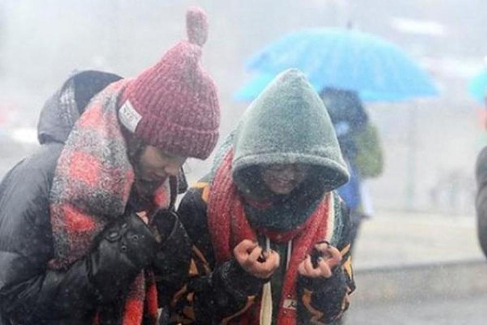Dự báo thời tiết: Bắc và Bắc Trung bộ trời rét, Hà Nội ngớt mưa hửng nắng