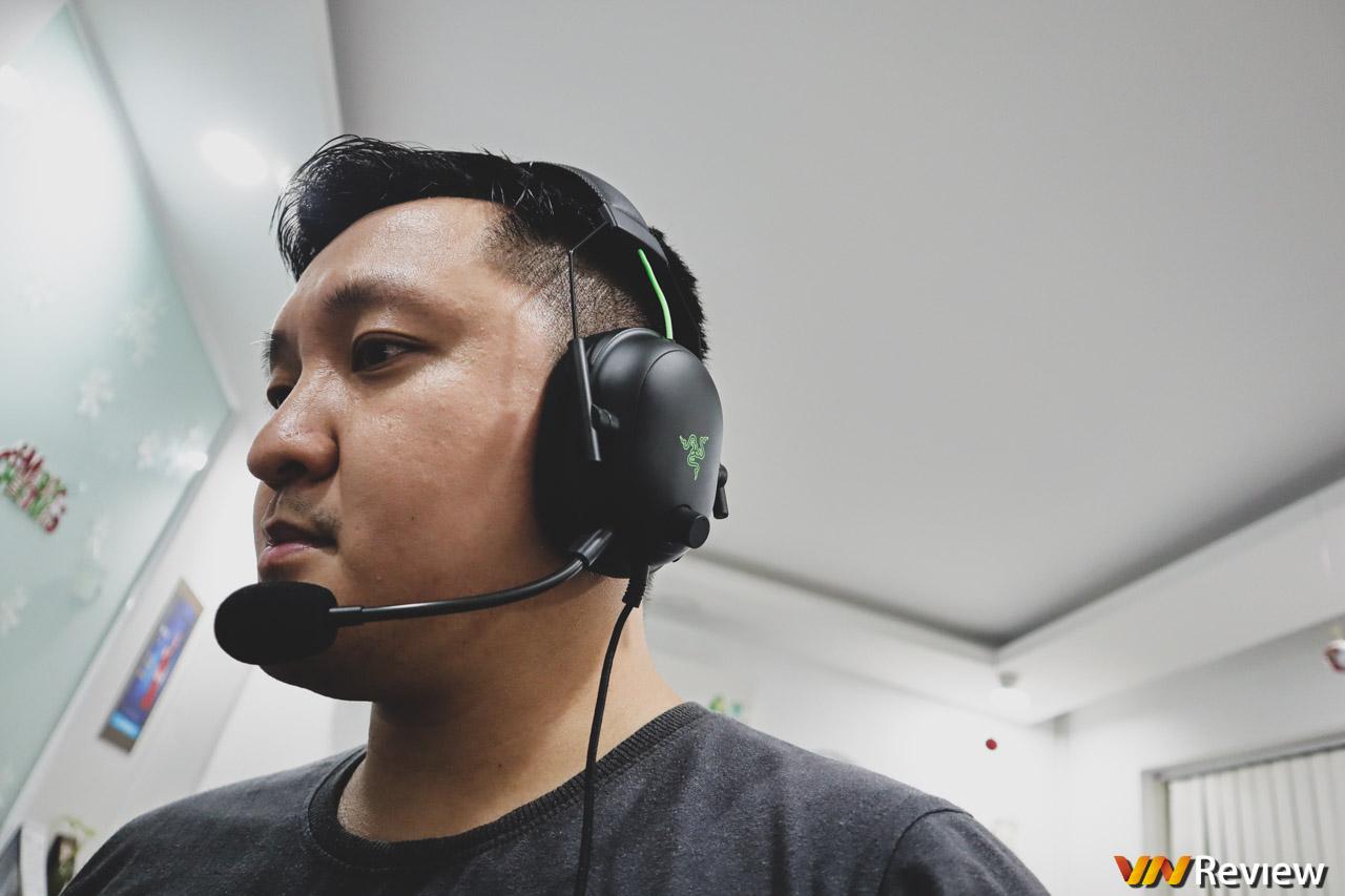 Đánh giá tai nghe chuyên game Razer BlackShark V2: khi