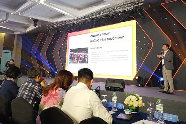 Khởi động Ngày hội mua sắm trực tuyến Việt Nam- Online Friday – VnReview
