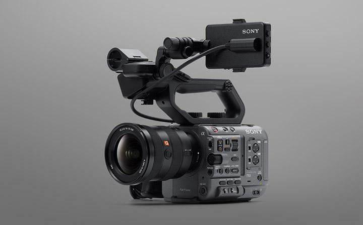 Sony ra mắt máy quay FX6 chuyên dụng nhỏ gọn, giá từ 141,9 triệu đồng