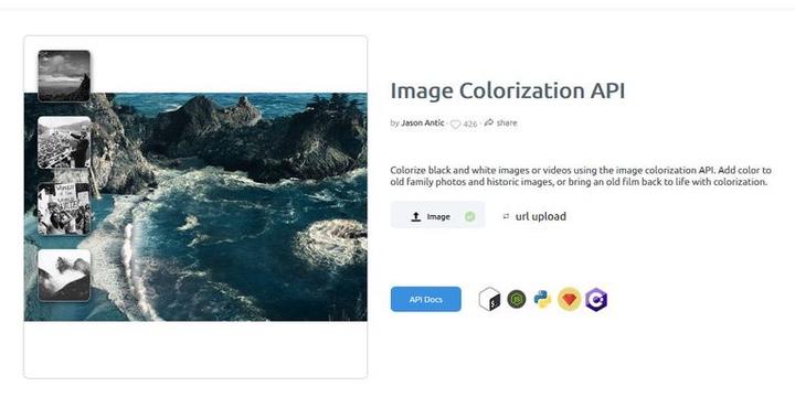 6 công cụ AI giúp bạn tô màu cho ảnh đen trắng – VnReview – Tư vấn