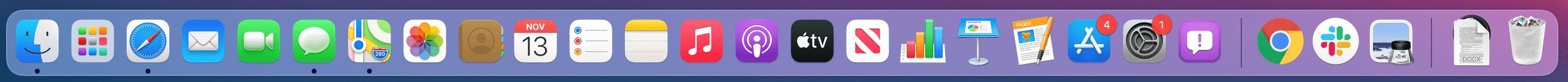 Đánh giá hệ điều hành Apple MacOS 11 Big Sur – mở ra một kỷ nguyên mới về phần mềm cho máy tính Mac