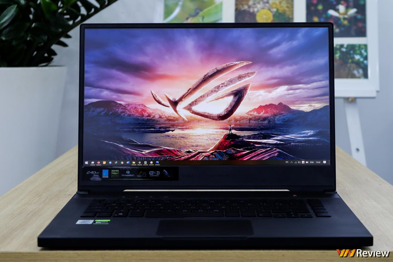 """Đánh giá Asus ROG Zephyrus M15: laptop chơi game cho """"thanh niên nghiêm túc"""""""