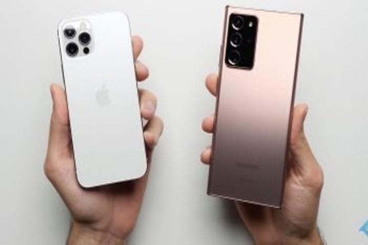iPhone 12 vượt mặt Galaxy Note 20 Ultra ở bài test tốc độ