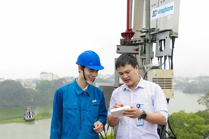 VinaPhone chính thức phát sóng 5G tại Hà Nội và TP.HCM vào tháng 12/2020