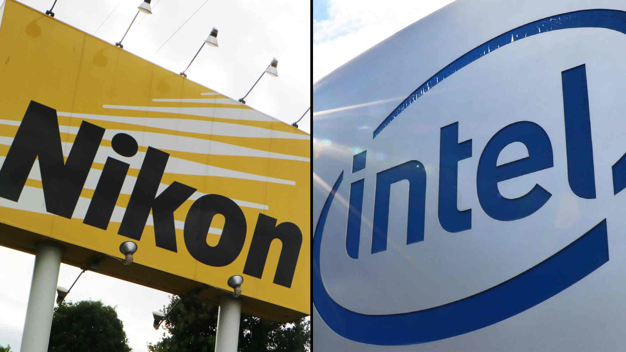 Nikon khốn đốn vì lệ thuộc vào Intel cũng đang bê bết