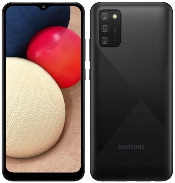 Samsung Galaxy A12 và Galaxy A02s ra mắt: màn hình 6,5 inch và pin 5.000 mAh