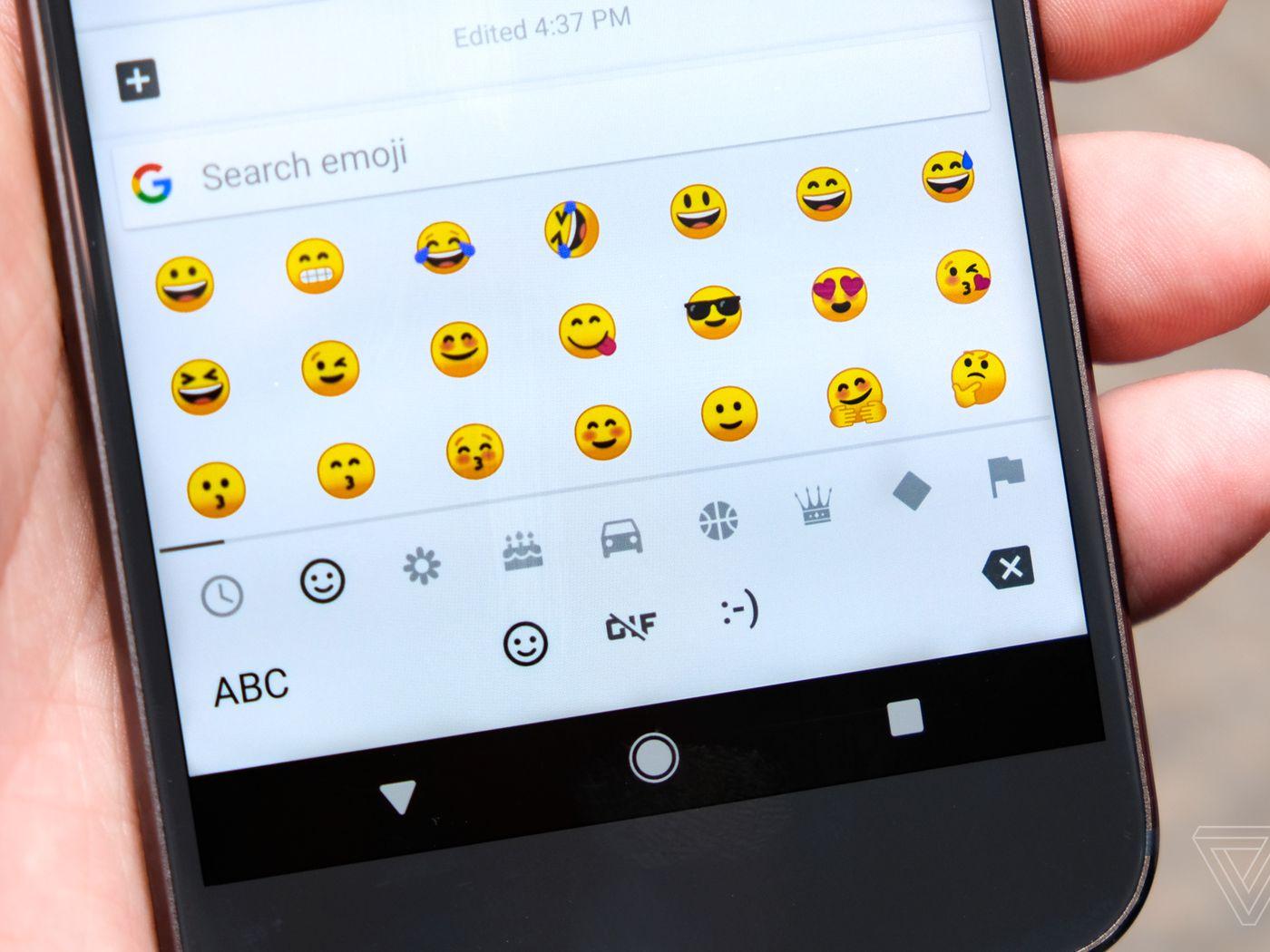 Android có thể sớm được cập nhật emoji mới mà không cần chờ cập nhật hệ điều hành