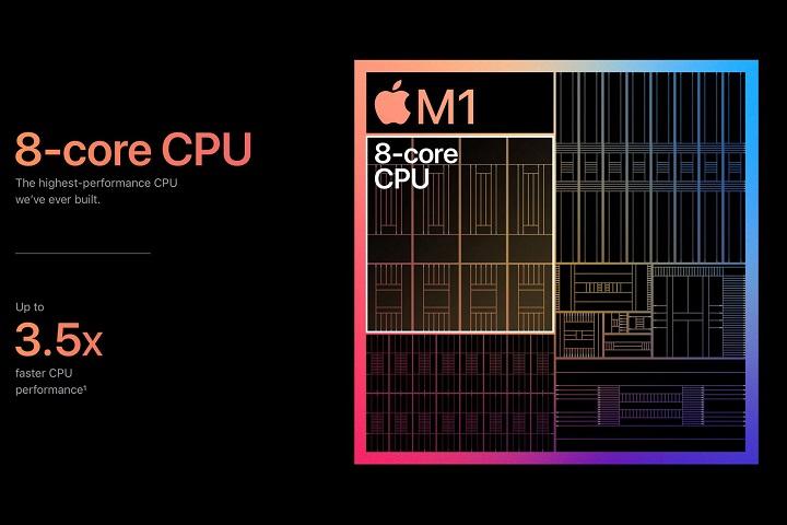 Apple M2 sẽ là chip dùng cho máy Mac desktop?
